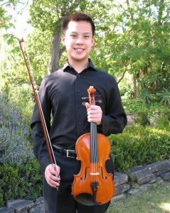 Andrew Vu - Winner 2014 Concerto Competition